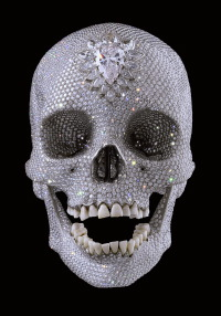 Damien Hirst (1965), For the Love of God. Foto met dank aan Bentley & Skinner.