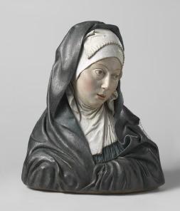Anoniem, Maria als Mater Dolorosa (ca. 1500-1510), collectie Rijksmuseum Amsterdam.
