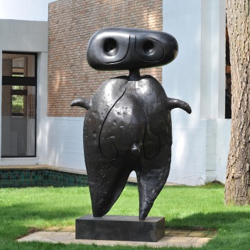 Joan Miró, 213 Personnage, 1970 © Fondation Maeght.