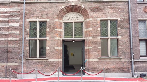 De nieuwe entree van het Centraal Museum in Utrecht. Foto: Evert-Jan Pol.