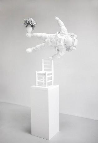 Joseph Klibansky, Self Portrait Of A Dreamer, 2015.