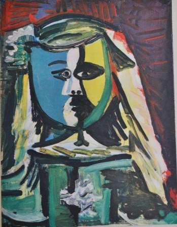 Pablo Picasso (1881-1973), Les Ménines et la Vie.