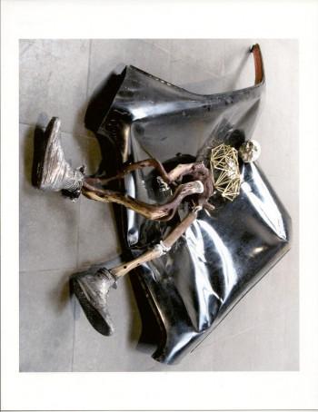 Matthew Day Jackson, Terminal Velocity, 2008, collectie Beelden aan Zee/schenking Bert Kreuk collectie.