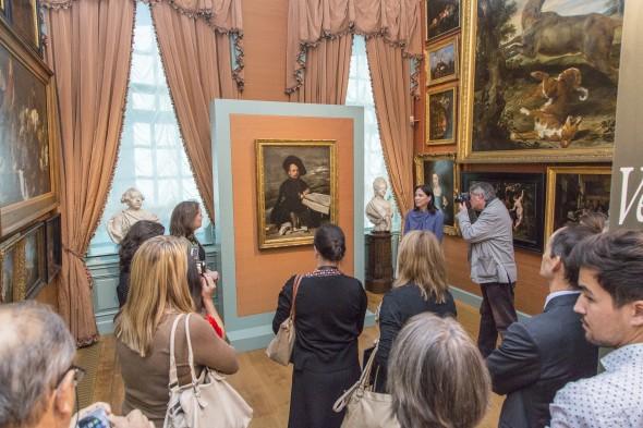 De Velázquez op zaal. Foto:  Ivo Hoekstra.