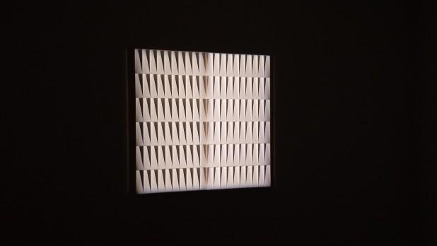 De lichtsimulatie in het Prinsenhof Delft.