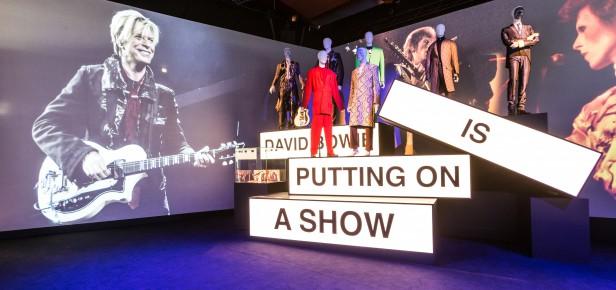 David Bowie is in het Groninger Museum. Foto: Gerhard Taatgen.