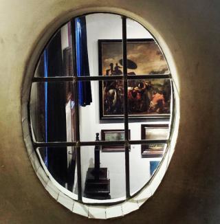 Interieur van het Rembrandthuis in Amsterdam. Foto: Evert-Jan Pol.