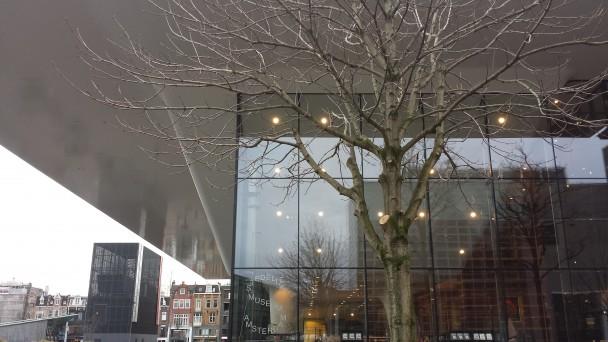 Stedelijk Museum Amsterdam. Foto: Evert-Jan Pol.