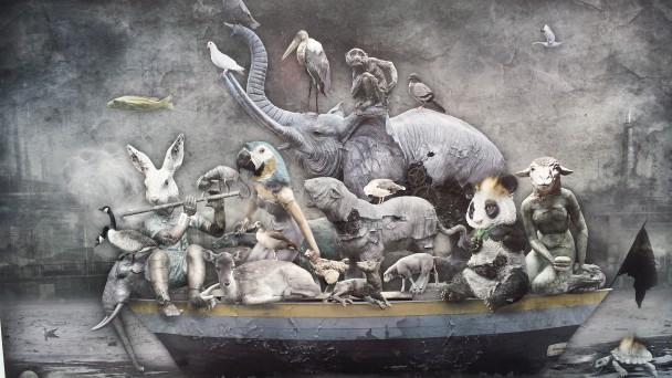 Marcin Owczarek, Paradise Lost. Te zien op Rotterdam Contemporary.