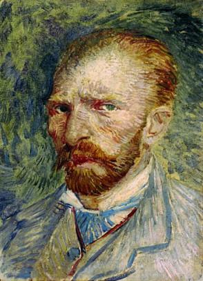 Vincent van Gogh (1853-1890), Zelfportret, april-juni 1887, Kröller-Müller Museum, Otterlo.