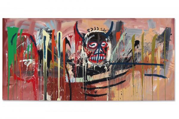 Jean-Michel Basquiat (1960-1988), Untitled, 1982. Foto: Christie's images ltd.