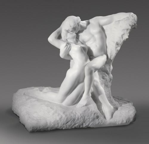 Auguste Rodin (1840-1917), L'Éternel Printemps. Foto: Sotheby's.