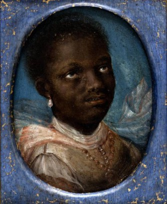 Negerhoofd van Karel Van Mander III heet nu Hoofd van een Afrikaan. Foto: Statens Museum for Kunst, Kopenhagen.
