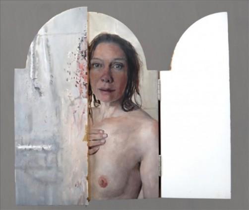 Erica Hyatt, De onthulling, 2016.