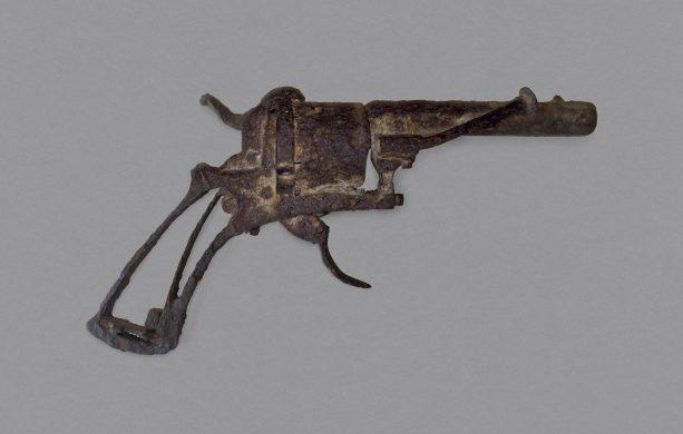 Revolver, type Lefaucheux à broche, 7 mm, 1865-1893.