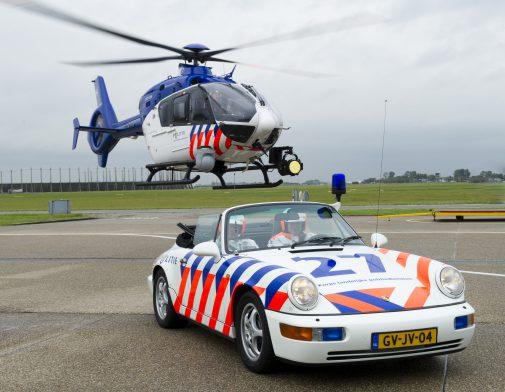Expositie Over De Porsche Als Politieauto Digitale