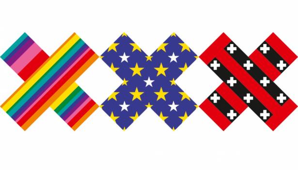 Logo van EuroPride.