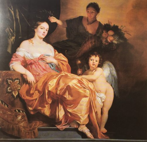 Gerard de Lairesse, Lof op de Vrede, 1671, Amiens, Musée Picardie.