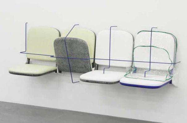 Magali Reus, Parking (Retainer), 2014.