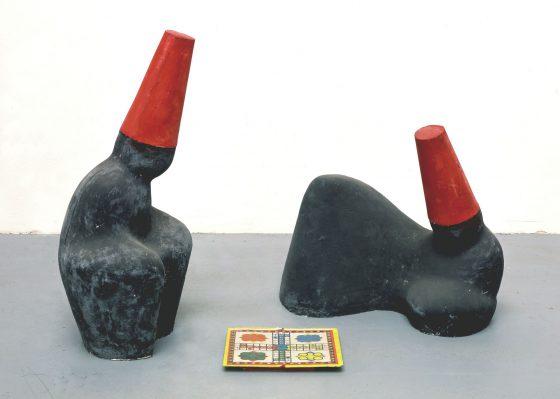 Sven 't Jolle, Mens erger je niet, 1994, S.M.A.K., Gent.