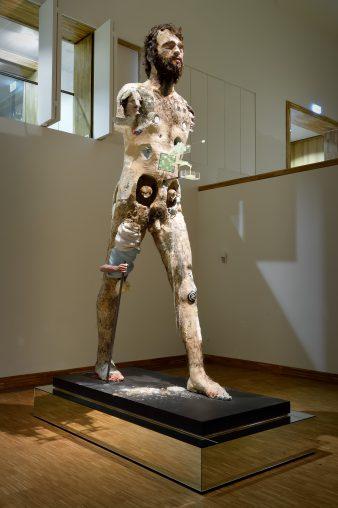 David Altmejd, Untitled 1 (Transitional Figures). Foto: Mike Bink.