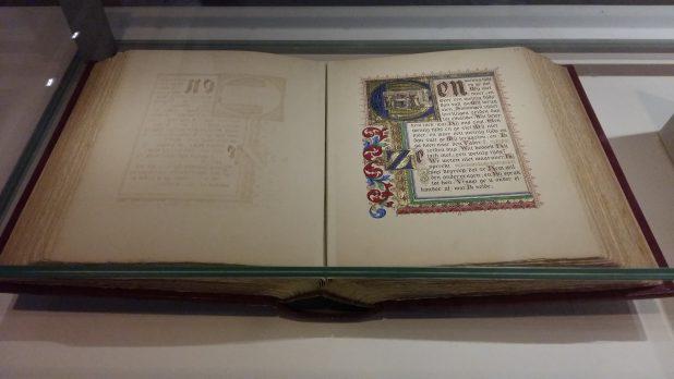 Evangeliën voor den zondag, 1937, Gebroeders Grevenstuk, Universiteitsbibliotheek Utrecht. Foto: Evert-Jan Pol.