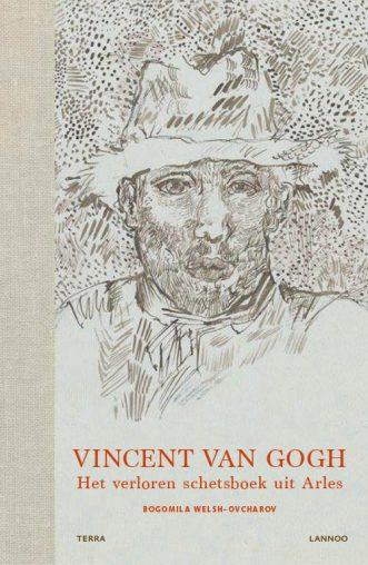 Omslag van het schetsboek.