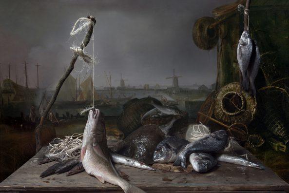 Hans Withoos, Fish Grashaven Hoorn.
