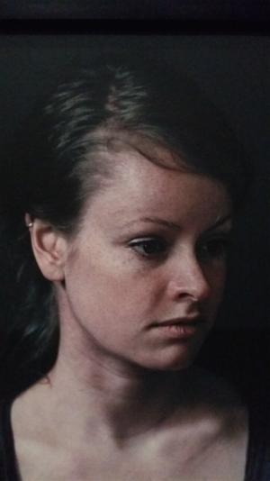 Craigie Horsfield, Ineke van der Werff, Springweg, Utrecht, May 2014, 2016.