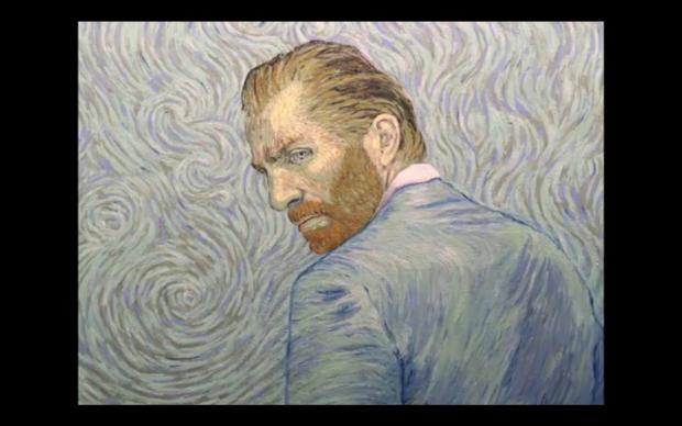 Still uit de trailer van Loving Vincent.