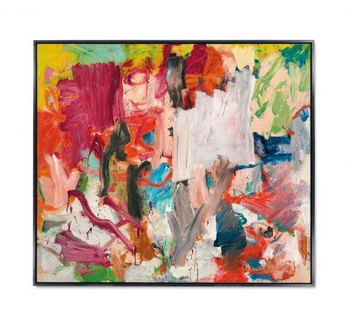 Willem de Kooning (1904-1997) Untitled XXV, 1977. Foto: Christie's Images ltd.