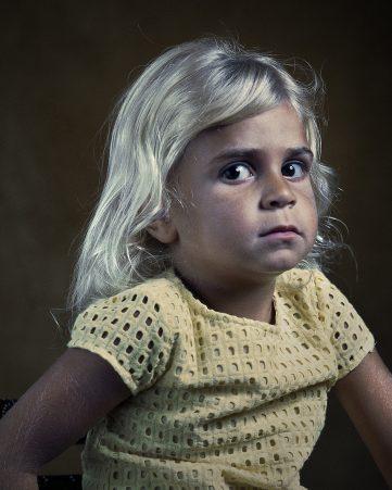 Peidence Lawson, een Nhanda aboriginal. Foto: Geert Snoeijer.