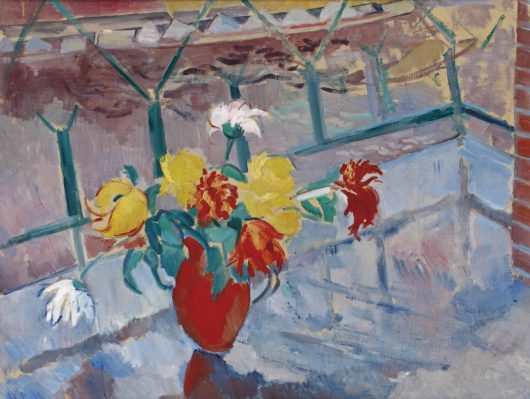 Rik Wouters, Chrysanten, 1915, Phoebus Foundation Kallo.