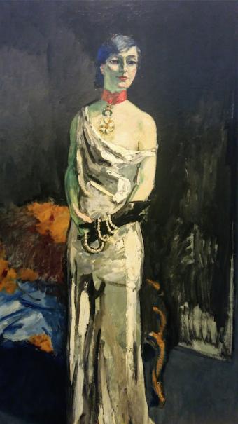 Kees van Dongen, Anna de Noailles, 1931, Stedelijk Museum, Amsterdam