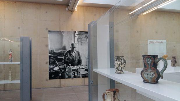 Vaak Picasso en keramiek aan zee - Digitale Kunstkrant &DI04