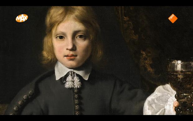Identiteit jongen op schilderij ferdinand bol bekend digitale