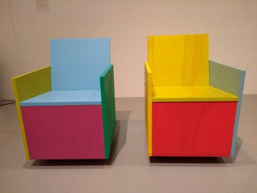 Stoel Gerrit Rietveld : Rietveld archieven digitale kunstkrant